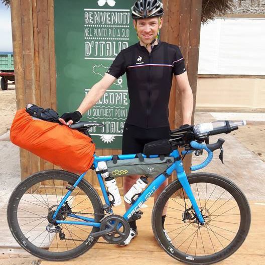 James Stewart's Swindon to Sicily/Malta mission