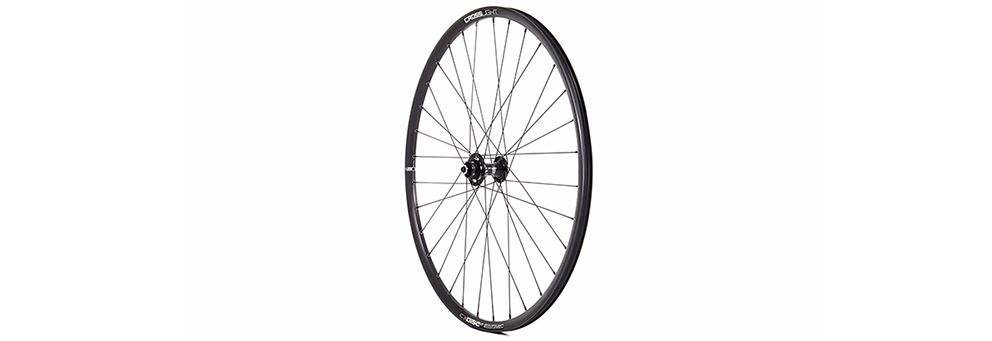 Kinesis Crosslight CX disc heavy duty wheelset