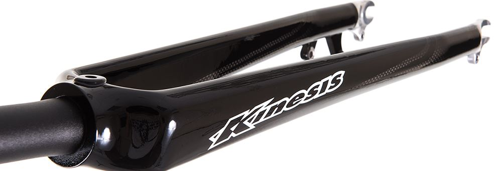Kinesis DC37 carbon disc adventure fork