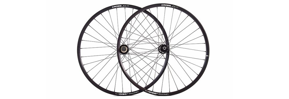 Kinesis CX disc HD cyclocross wheelset