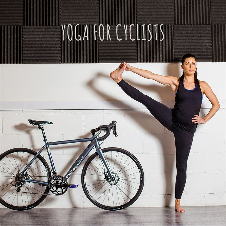 Yoga for cyclists - video 1