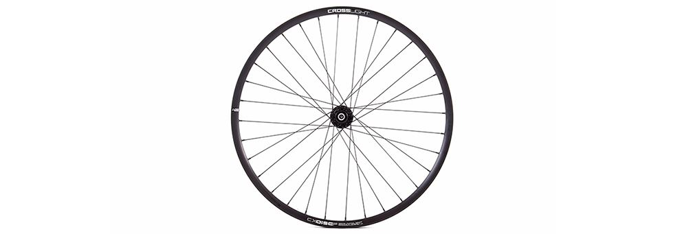 Kinesis Crosslight CX disc heavy duty wheels