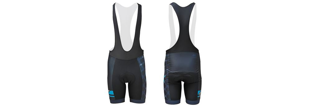 Kinesis race bib shorts