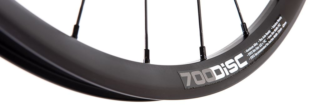 Racelight RL 700 Road Disc Wheels