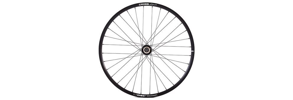 Kinesis Crosslight CX disc HD wheels