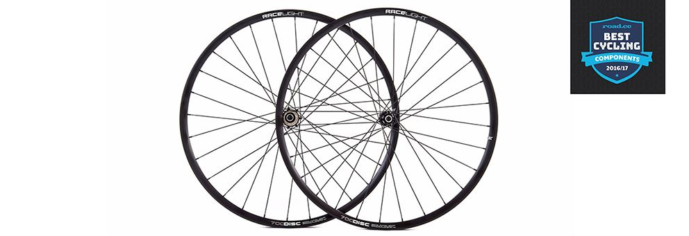 Racelight 700 disc wheels