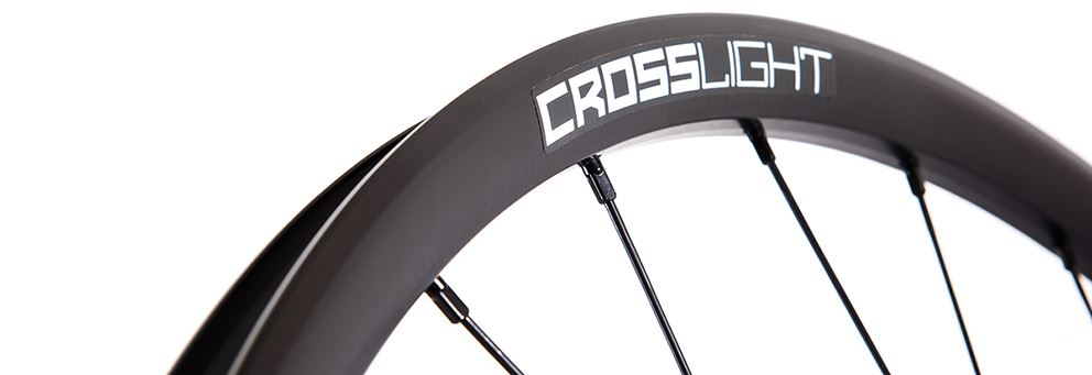 Kinesis Crosslight CX Disc Wheelset