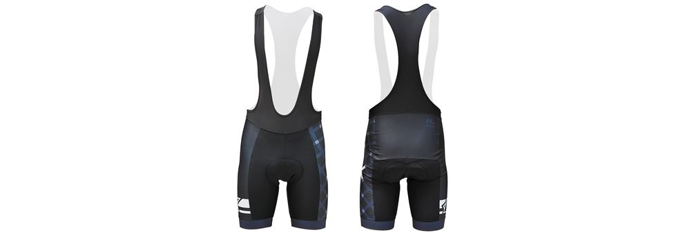 Race bib shorts details