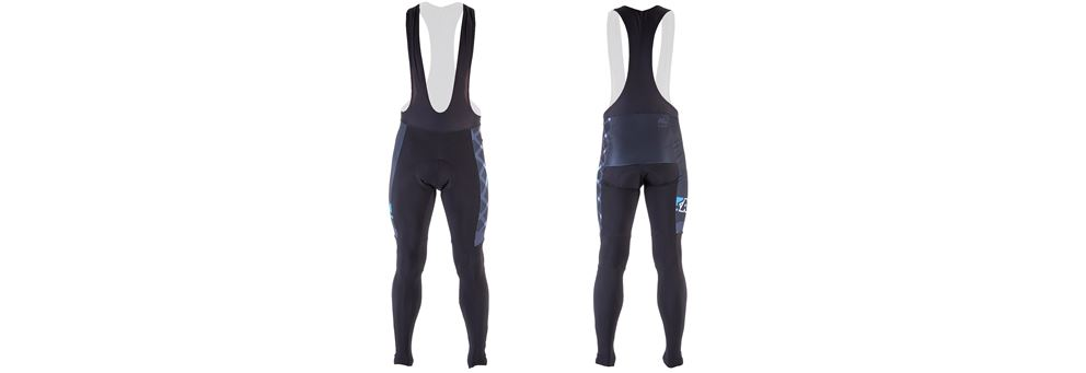 Thermal bib tights