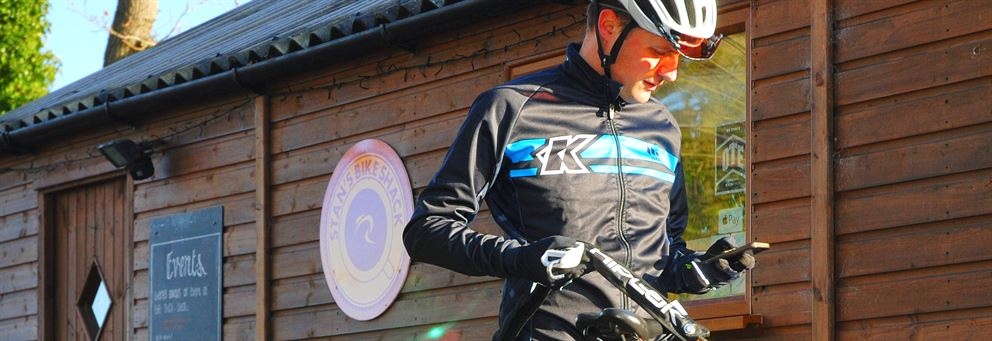 Kinesis Bikes UK thermal jacket