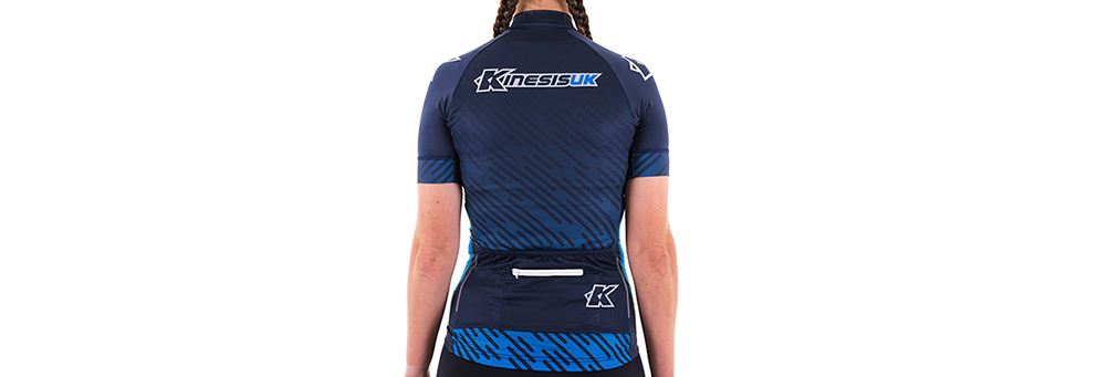 MYKINESIS everyday cycling jersey