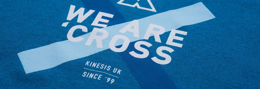 WE ARE 'CROSS Kinesis Bikes Hoodie