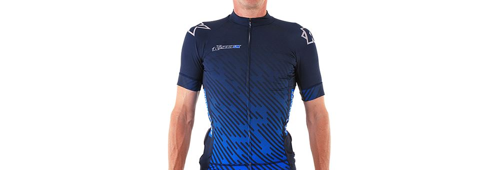 #MYKINESIS mens cycling jersey
