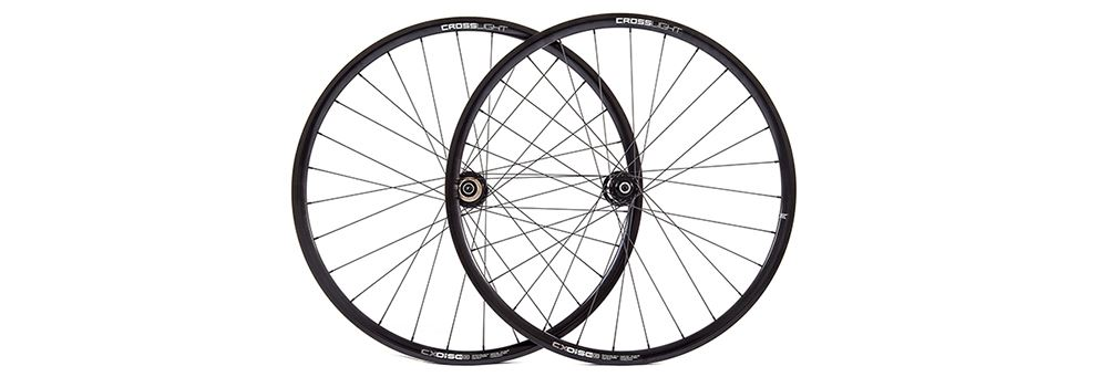 Upgrade - Wheels - Crosslight Disc - Black