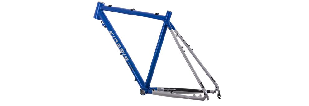 Kinesis CX1 cyclocross bike frame