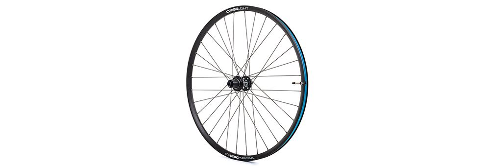 Kinesis CX Disc heavy duty cyclocross wheels (V2)