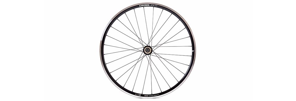 Kinesis CX cyclocross tubular wheels