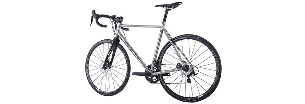 Kinesis GF Ti disc bike
