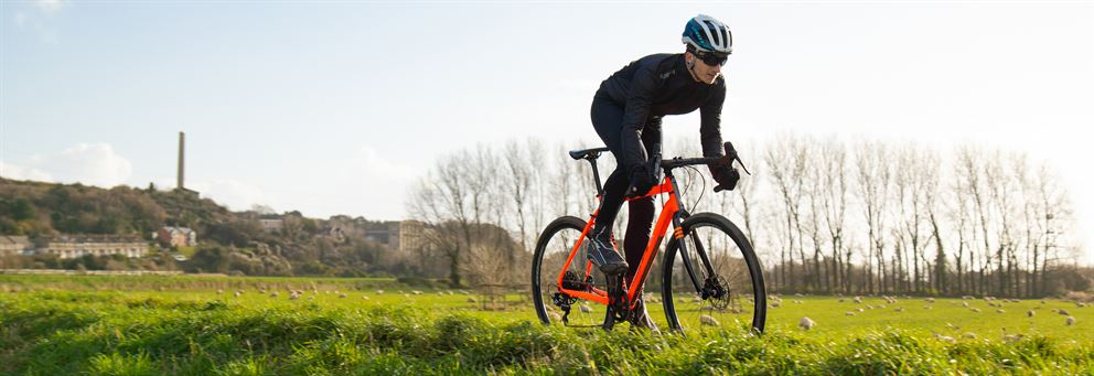 Kinesis UK Tripster AT gravel adventure bike frameset