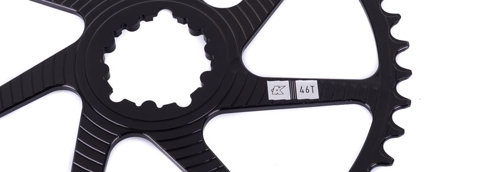 46t Kinesis 1x Road Chainring
