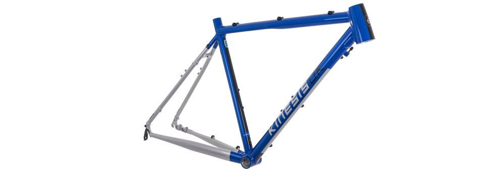 Kinesis CX1 cyclocross frame for disc brakes