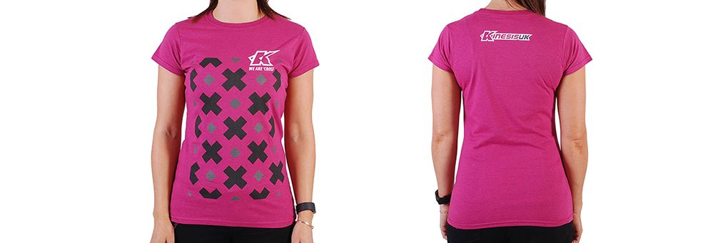 Girls cyclocross t-shirts