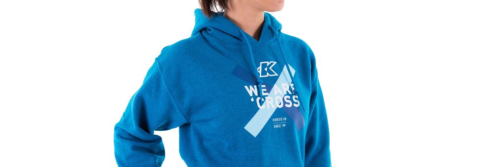 WE ARE 'CROSS Kinesis Hoodie