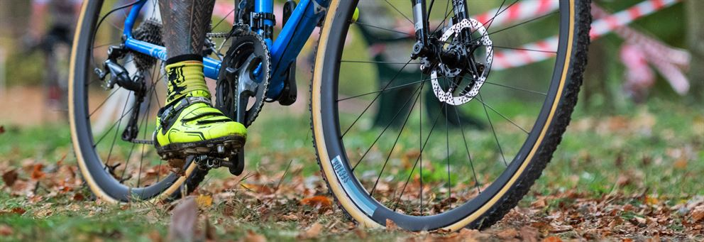 Sector CT30 Cyclocross wheelset