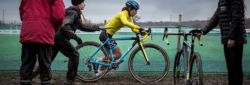 Kinesis CXRACE cyclocross race bike