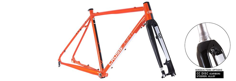 Kinesis 5T disc frame discounts