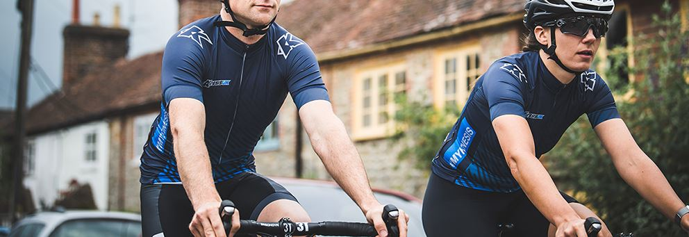 MYKINESIS mens and womens cycling jerseys for cyclists