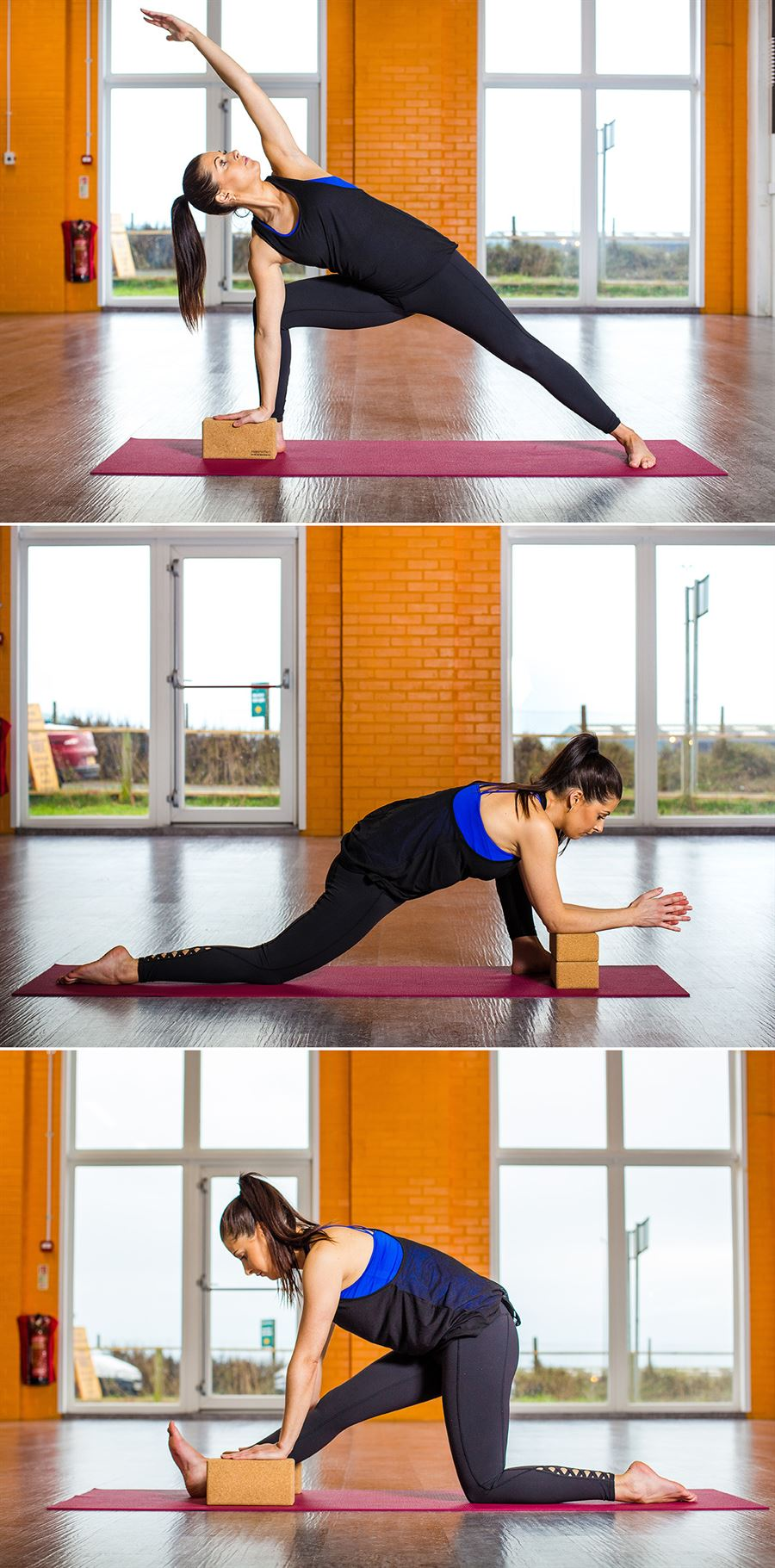 Yoga-Blocks