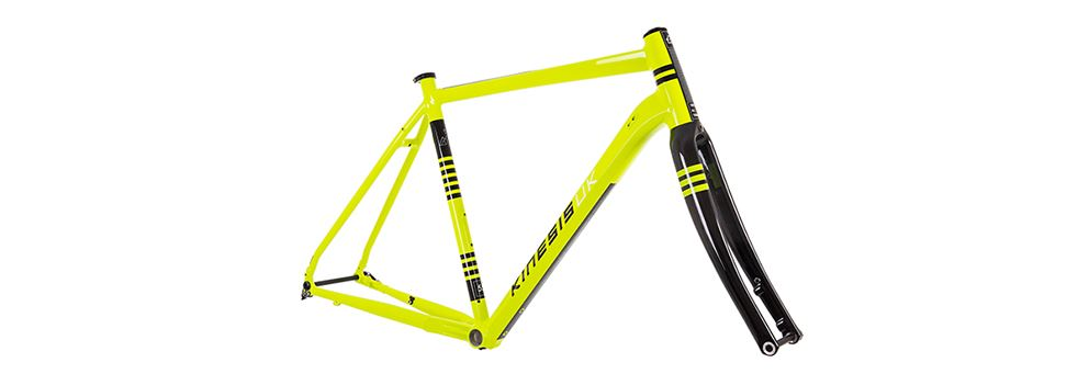 yellow Kinesis Tripster AT