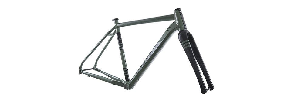 Kinesis Tripster At adventure bike frame