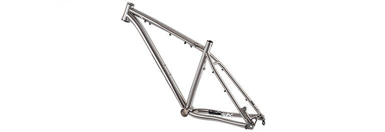 Kinesis Sync Titanium Mountain Bike Frame - Kinesis Bikes
