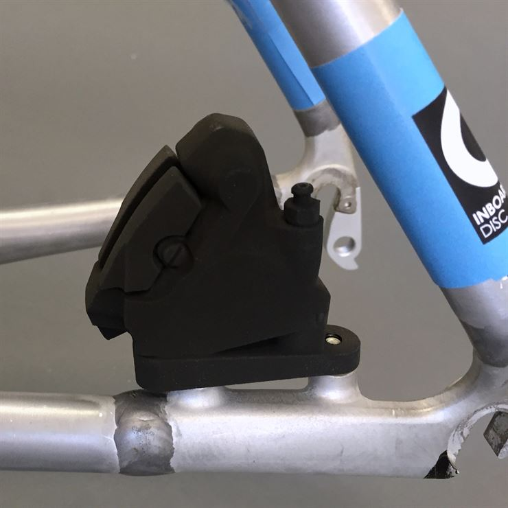 Good News about Road Disc Brakes