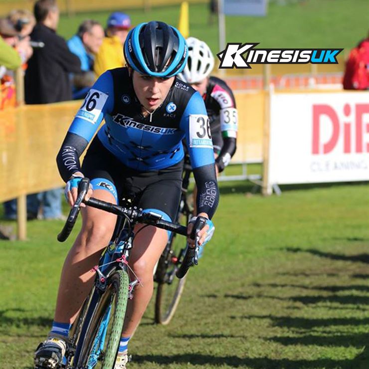 Another fantastic weekend for Team Kinesis UK at Koppenberg Cross and London League CX.