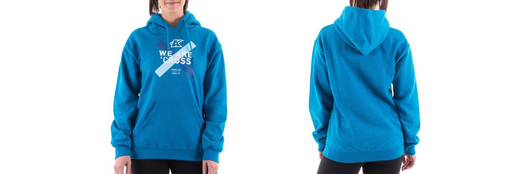 Kinesis Bikes WE ARE 'CROSS Hoodie