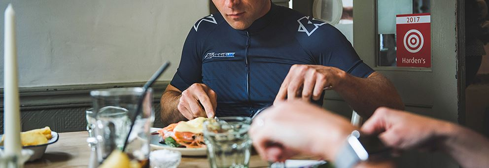MYKINESIS cycling jerseys for road cyclists