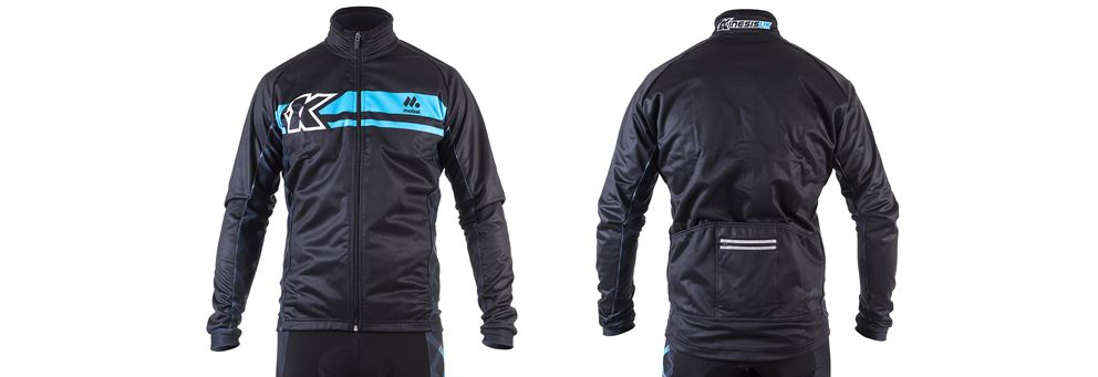 thermal jacket for cyclists